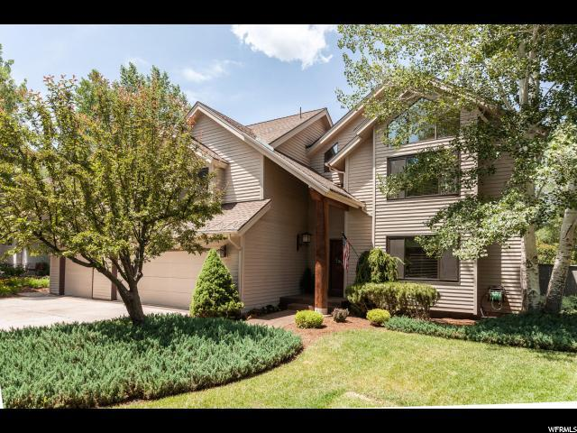 5140 N Meadows Dr E, Park City, UT 84098 (MLS #1618344) :: High Country Properties