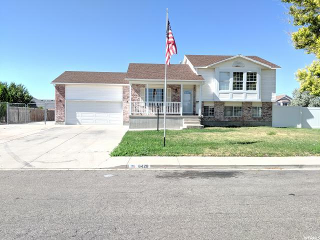 6428 Snow Hollow Dr, West Valley City, UT 84128 (#1618348) :: Colemere Realty Associates