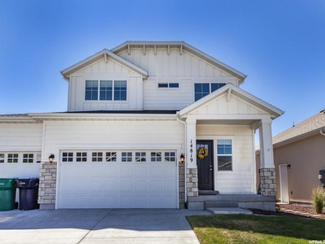 14819 S Chimney Pass Dr W, Bluffdale, UT 84065 (MLS #1618349) :: Lawson Real Estate Team - Engel & Völkers