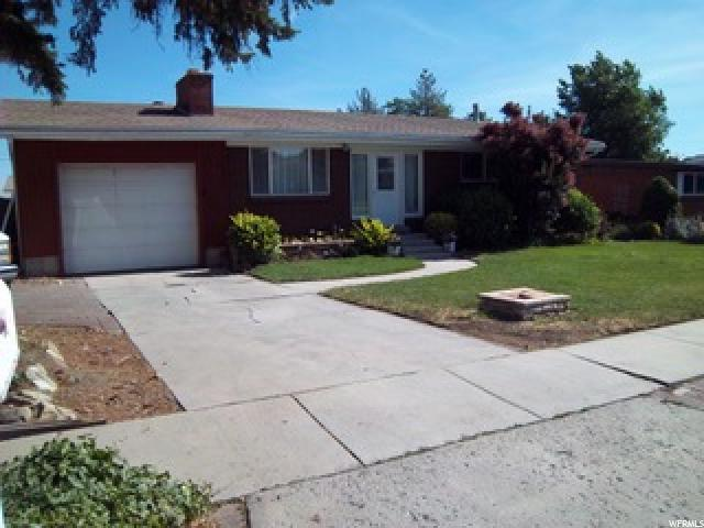 5724 W Darle Ave S, West Valley City, UT 84128 (#1618378) :: Red Sign Team