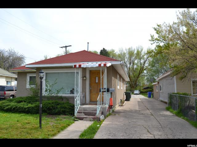 551 Chester St, Ogden, UT 84404 (MLS #1618379) :: Lawson Real Estate Team - Engel & Völkers