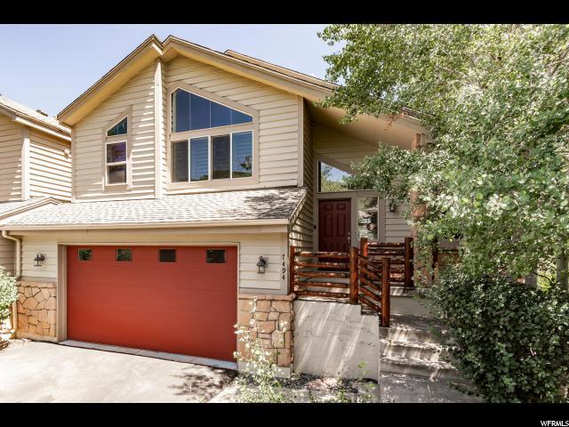 7494 Brook Hollow Loop Rd #2, Park City, UT 84098 (MLS #1618391) :: High Country Properties