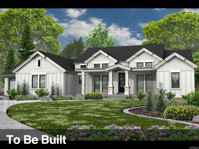 1369 E 370 N #43, Heber City, UT 84032 (MLS #1618396) :: High Country Properties