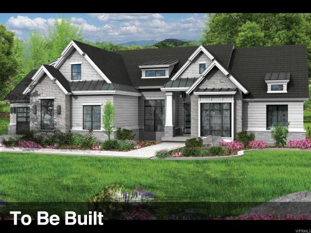 1501 E Clear View Ct, Heber City, UT 84032 (MLS #1618403) :: High Country Properties