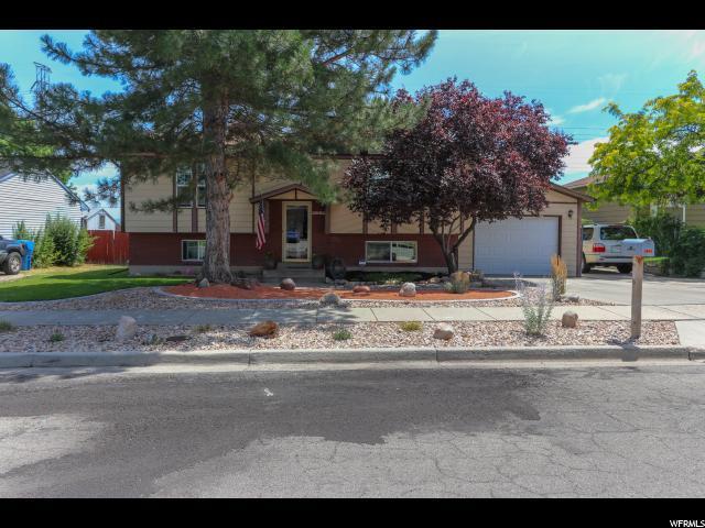 5865 S Westbench Dr, Salt Lake City, UT 84118 (#1618419) :: Colemere Realty Associates