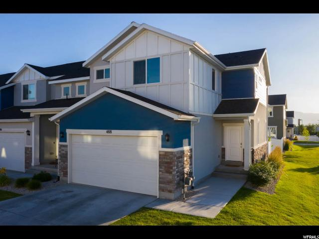 488 W Green Spring Way, American Fork, UT 84003 (#1618459) :: The Muve Group