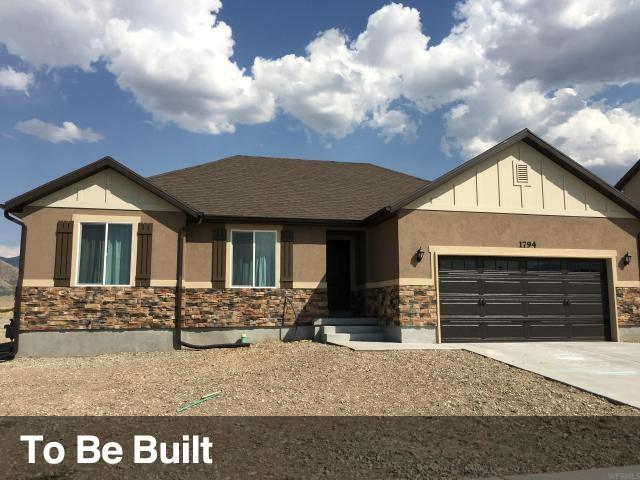 359 E 1970 N, Tooele, UT 84074 (#1618461) :: Exit Realty Success