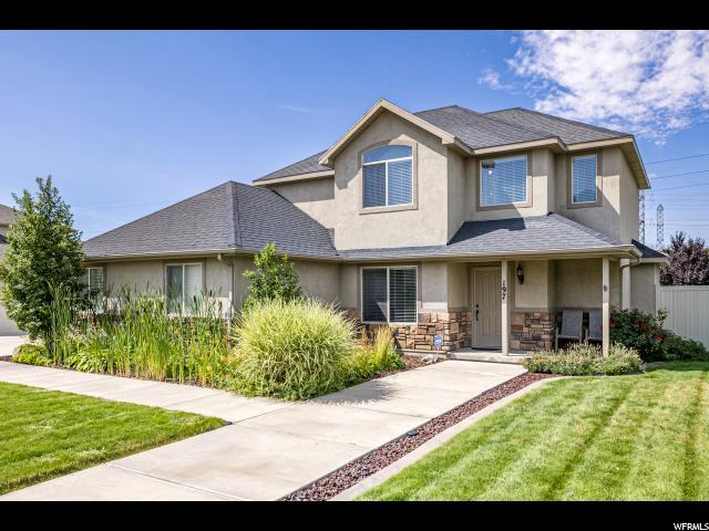 197 Morningside Dr, Farmington, UT 84025 (#1618462) :: The Muve Group