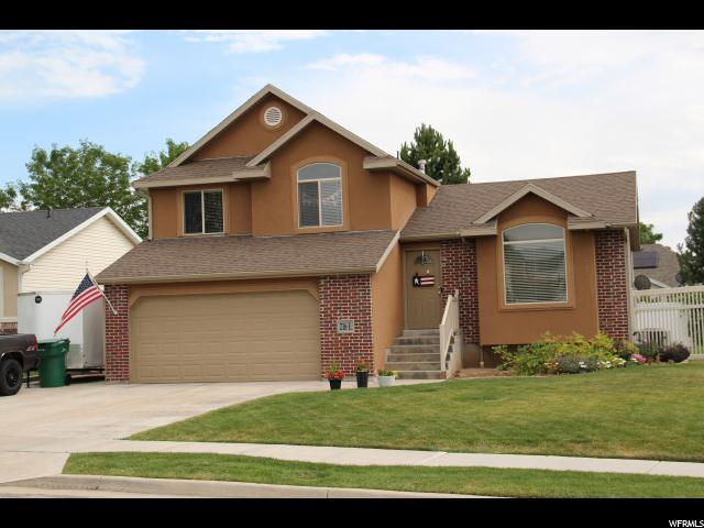 216 E 1525 N, Layton, UT 84041 (#1618466) :: The Muve Group