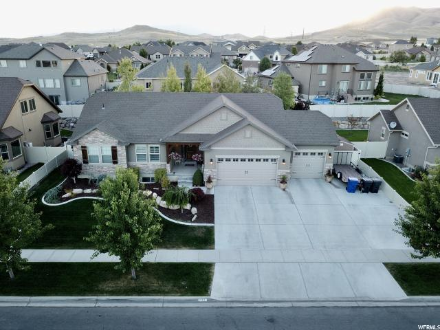 1731 N Cozy Ln, Saratoga Springs, UT 84045 (#1618482) :: Red Sign Team