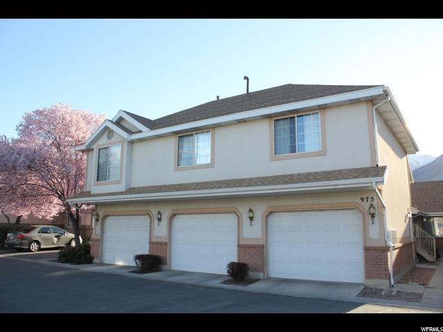 975 S 250 St W Unit E, Provo, UT 84601 (#1618484) :: Red Sign Team