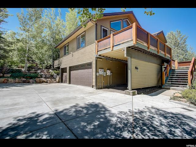 3141 Homestead Rd, Park City, UT 84098 (#1618493) :: Keller Williams Legacy