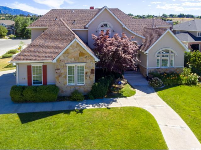 6614 S Old Mill Cir, Cottonwood Heights, UT 84121 (#1618503) :: goBE Realty