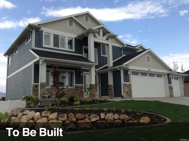 4932 W Juniper Bnd S #13, Herriman, UT 84096 (#1618539) :: Doxey Real Estate Group