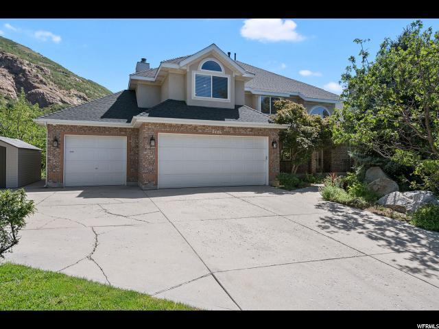 2486 E Brookglen Dr, Sandy, UT 84092 (#1618581) :: Big Key Real Estate