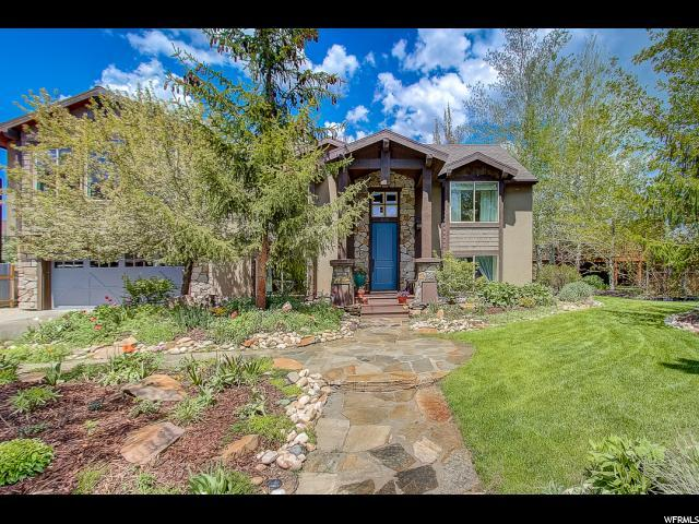 858 Red Maple Ct, Park City, UT 84060 (MLS #1618644) :: Lookout Real Estate Group