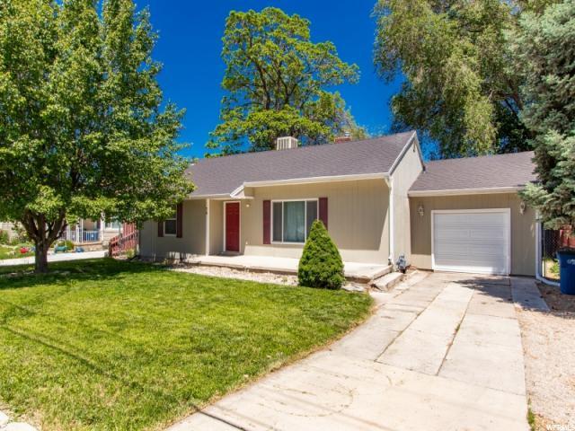 78 W 7065 S, Midvale, UT 84047 (#1618678) :: Big Key Real Estate