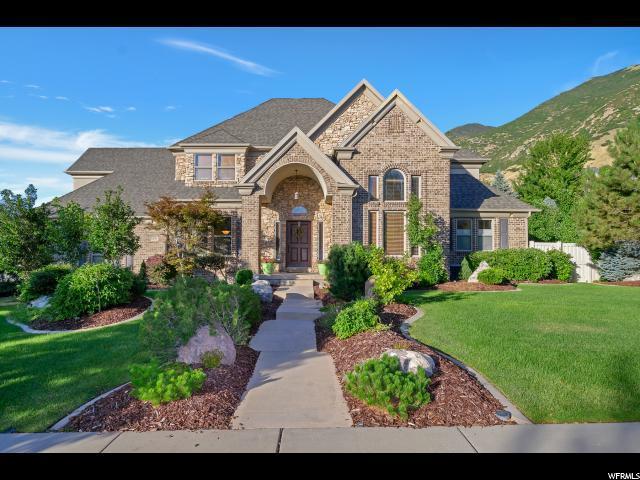 12781 S Ellerbeck Ln, Draper, UT 84020 (#1618680) :: Big Key Real Estate