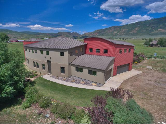 3530 N State Road 32, Marion, UT 84036 (MLS #1618685) :: Lookout Real Estate Group