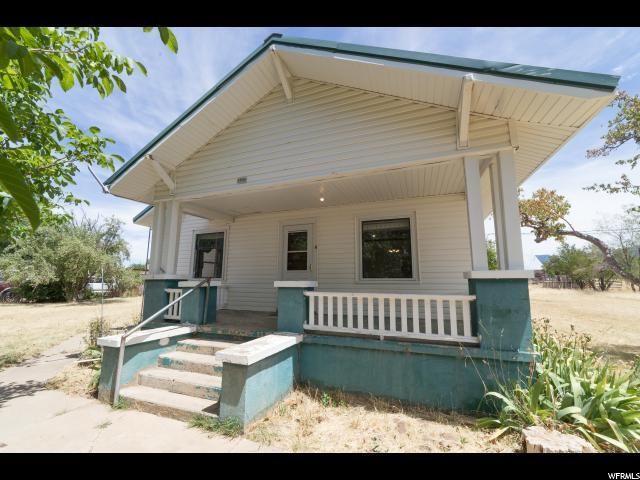 345 S 100 E, Fillmore, UT 84631 (MLS #1618689) :: Lookout Real Estate Group