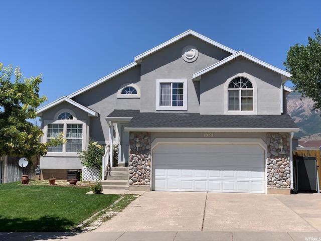 1032 E 1200 N, Ogden, UT 84404 (MLS #1618694) :: Lookout Real Estate Group