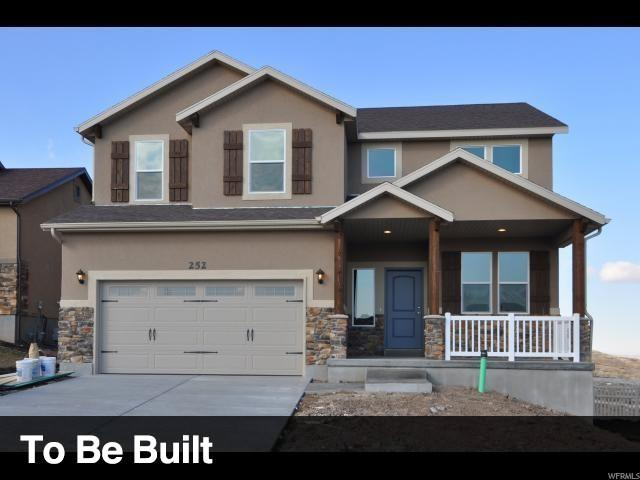 377 E 1970 N, Tooele, UT 84074 (#1618825) :: Exit Realty Success