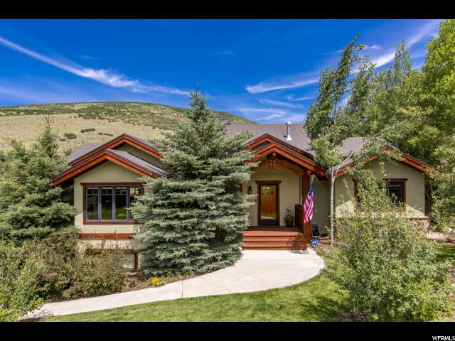 3418 W Homestead Rd #371, Park City, UT 84098 (MLS #1618826) :: High Country Properties