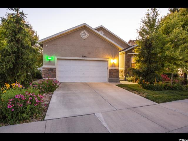 3248 S Summer Trail Dr W, West Valley City, UT 84120 (#1618846) :: The Fields Team