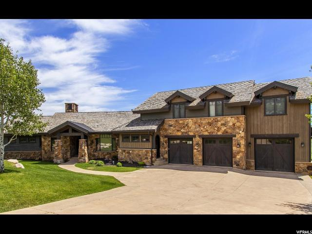 9060 N Twin Peaks Dr, Heber City, UT 84032 (#1618987) :: goBE Realty