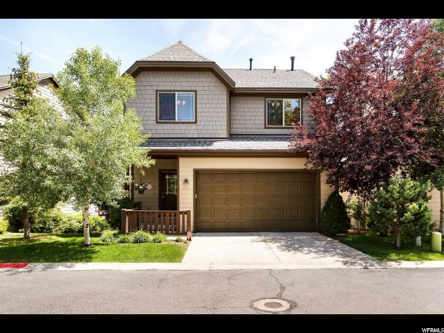 5670 N Kodiak Way, Park City, UT 84098 (MLS #1619054) :: High Country Properties