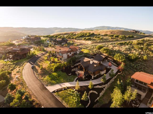8936 N Mountain Crest Rd #39, Park City, UT 84098 (MLS #1619070) :: High Country Properties