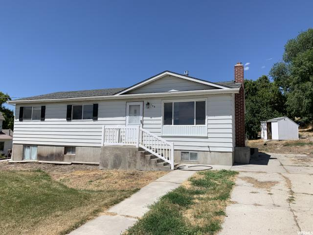 140 W 500 N, Malad City, ID 83252 (#1619127) :: Colemere Realty Associates