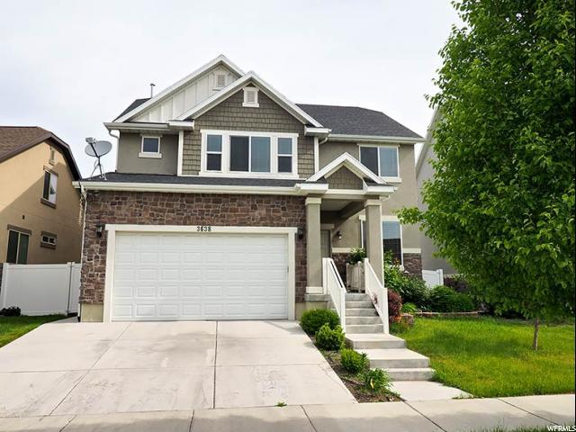 3638 W Lilac Heights Dr S, South Jordan, UT 84095 (#1619182) :: Red Sign Team