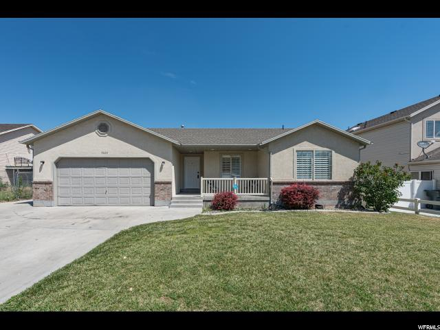 5622 W 4300 S, West Valley City, UT 84128 (#1619243) :: Exit Realty Success