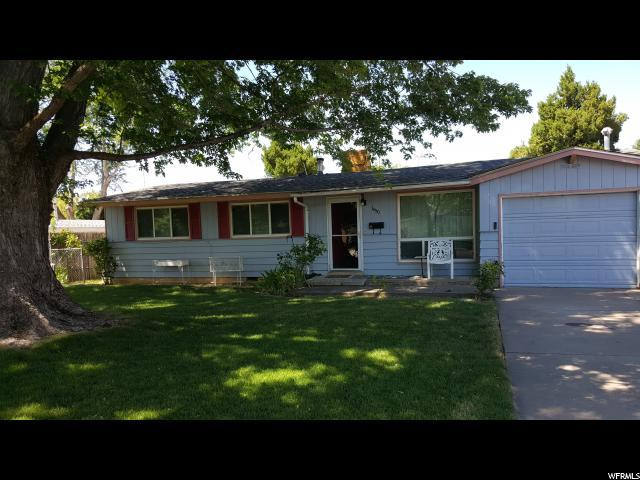 1050 Rancho Blvd, Ogden, UT 84404 (#1619305) :: Colemere Realty Associates