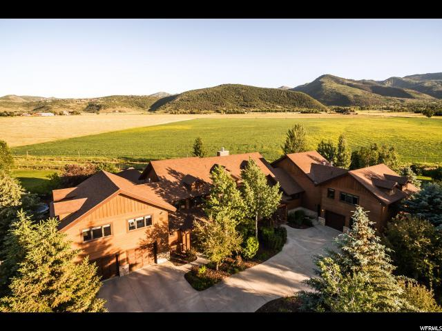 975 Abiline Way, Park City, UT 84098 (MLS #1619325) :: High Country Properties