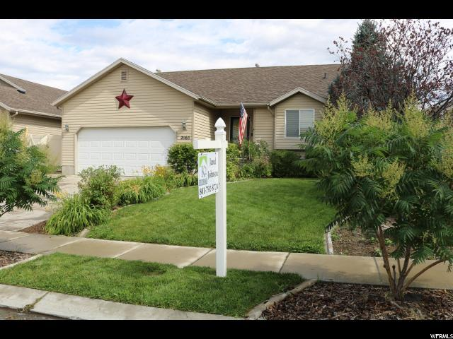 2065 E Frontier St N, Eagle Mountain, UT 84005 (#1619386) :: Exit Realty Success