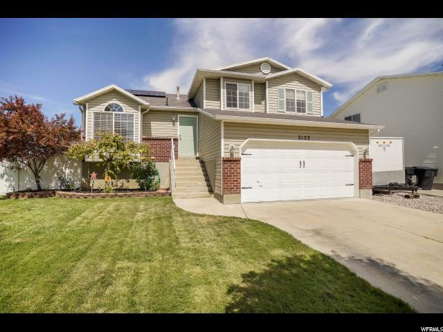2123 S Fremont Crest Ave W, Syracuse, UT 84075 (#1619397) :: Exit Realty Success