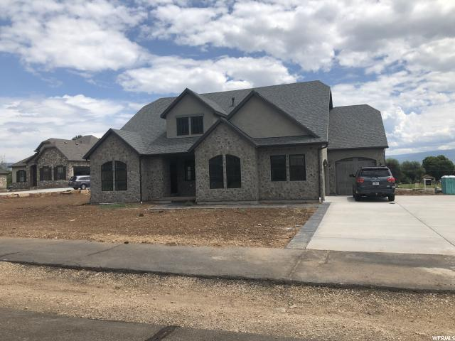 921 Price Farm Ct, Midway, UT 84049 (#1619414) :: The Canovo Group