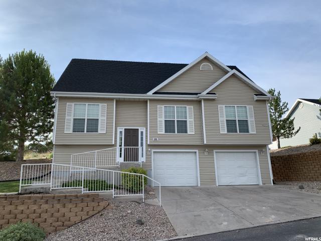 378 N Pachea Trl, Cedar City, UT 84720 (#1619527) :: Big Key Real Estate