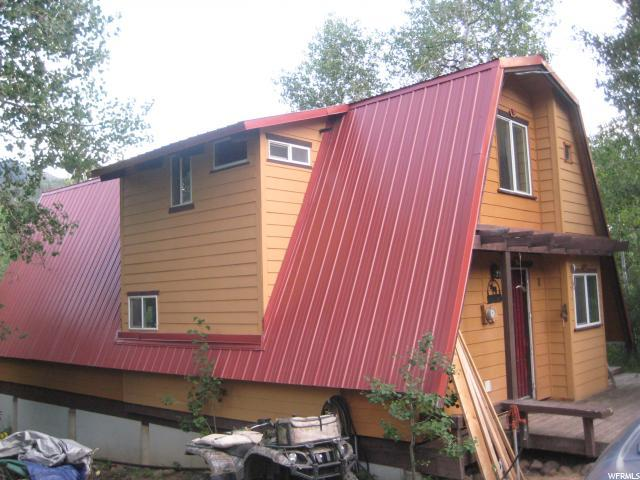 6744 E Orange Rock Rd #48, Oakley, UT 84055 (MLS #1619549) :: High Country Properties