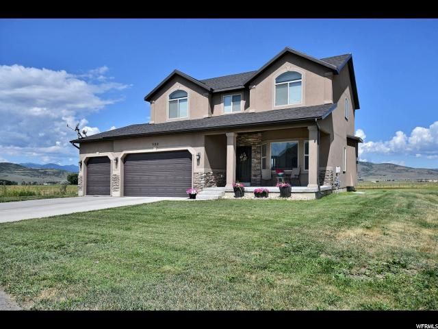 998 Village Dr, Francis, UT 84036 (MLS #1619581) :: High Country Properties