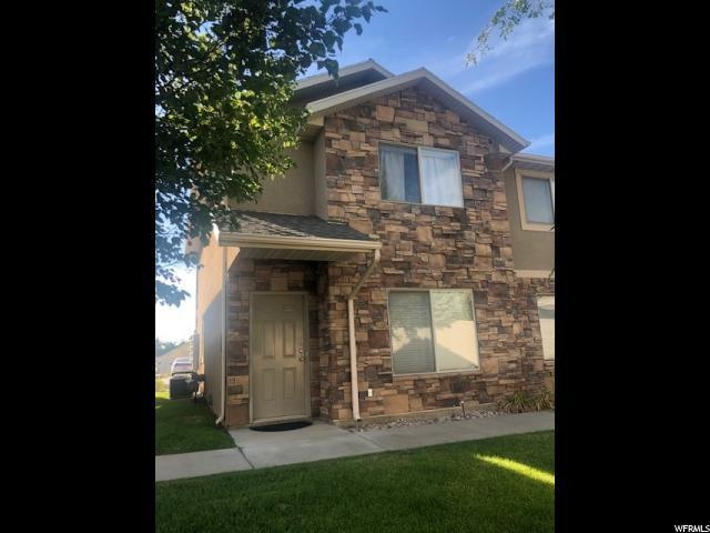 411 W 2000 S #8, Perry, UT 84302 (#1619640) :: Colemere Realty Associates