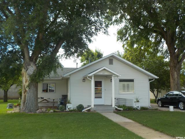 157 W Center, Gunnison, UT 84634 (#1619691) :: Red Sign Team