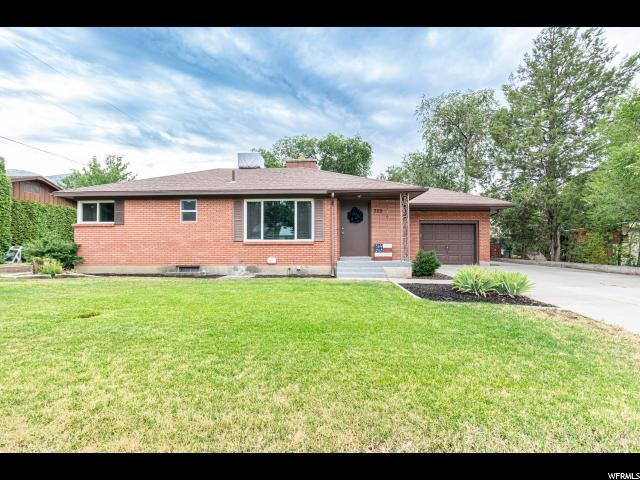 325 W 200 S, Brigham City, UT 84302 (#1619741) :: Colemere Realty Associates