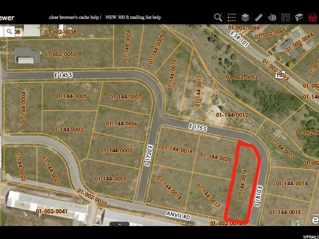 1791 Anvil Rd, Hyrum, UT 84319 (#1619794) :: Red Sign Team