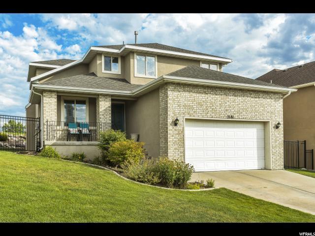 2181 W Fox Trail Rd, Lehi, UT 84043 (#1619825) :: Colemere Realty Associates