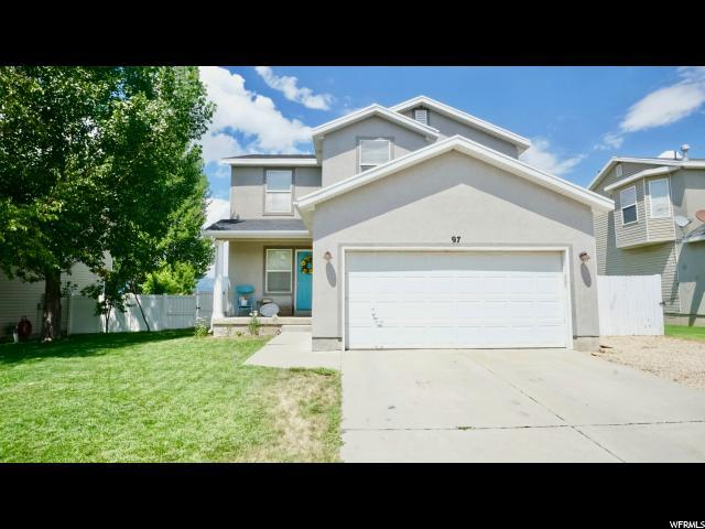 97 Skyline Dr, Heber City, UT 84032 (MLS #1619832) :: High Country Properties
