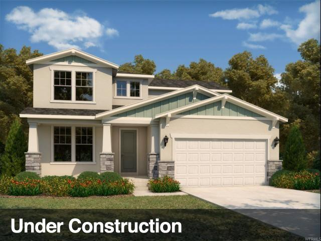1593 W Brookview Dr, Lindon, UT 84042 (#1619853) :: The Canovo Group