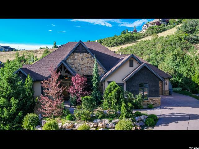 1371 Cove Cir, North Salt Lake, UT 84054 (#1619873) :: Colemere Realty Associates